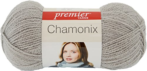Chamonix Yarn-Misty Gray
