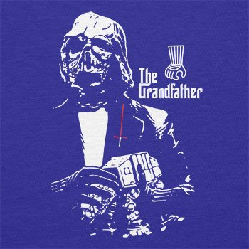 TEXLAB - The Grandfather - Herren T-Shirt Marine