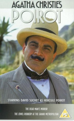 Agatha Christie's Poirot - The Dead Man's Mirror / Jewel Robbery At The Grand Metropolitan