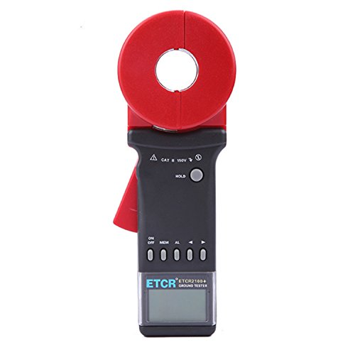 Digital Clamp On Erdungswiderstand Tester Meter/Clamp Erdungswiderstand Tester ETCR2100A + Digital Clamp Multimeter Tester