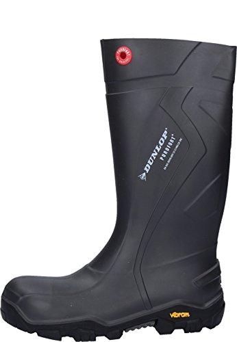 Dunlop Purofort Expansor Gummistiefel Profissional Cinza Escuro