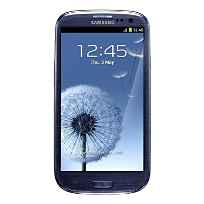 Samsung Galaxy S3 Smartphone on Vodafone / Pay as you go / Pre-Pay / PAYG - 16GB - Pebble Blue