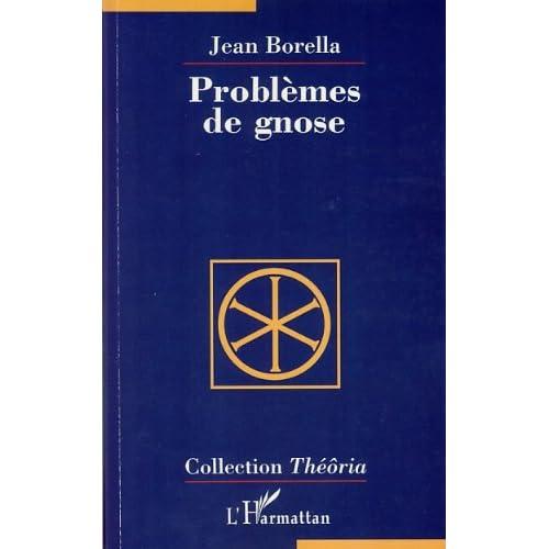 Problèmes de gnose (Théôria)