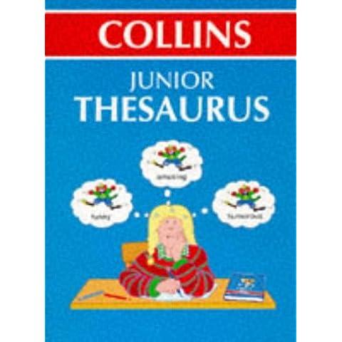 Collins Junior Thesaurus