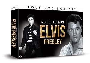 Music Legends: Elvis [DVD]
