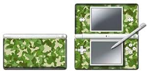 Nintendo DS Lite - Modding Skin [Green Nato]