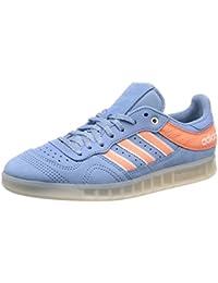 8c6e5f80af55 adidas Consortium Handball Top Oyster Herren Schuhe Blau Sneaker Leder  Turnschuhe Sportschuhe