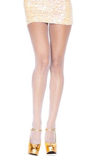 Collant Résille Classique (Noir, Beige, Blanc, Marron, Jaune, Bleu, Rose, Rouge, Vert, Orange)