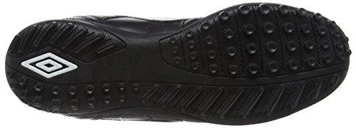 Umbro Speciali Eternal Premier Tf, Chaussures de Football homme Noir - Black (Black/White/Clematis Blue)