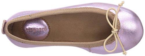 Bisgaard Ballerina Mädchen Geschlossene Ballerinas Pink (08 Glitterrose)