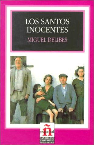Los santos inocentes (leer en español) nivel 5: El Aire De UN Crimen * (Leer En Espanol, Level 5) por Delibes