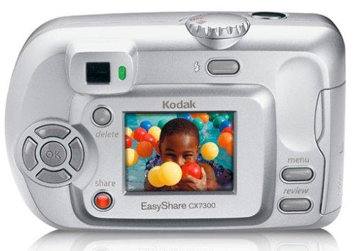 Kodak CX7300 EasyShare Digitalkamera (3 Megapixel)