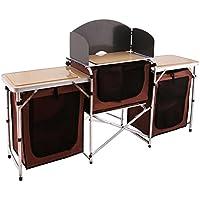 ▷ Comprar Muebles de Cocina de Camping Online