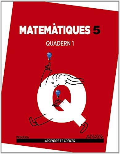 Ep 5 - Matematiques Quad. 1 (cat) - Apre. Crei.