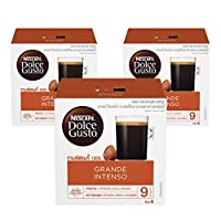 Nescafe Dolce Gusto Grande Intenso Coffee Capsules (48 Capsules, 48 Cups)