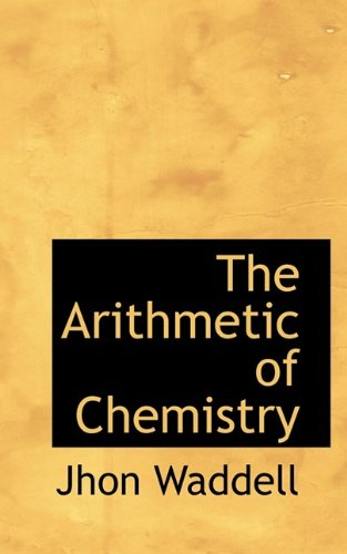 The Arithmetic of Chemistry