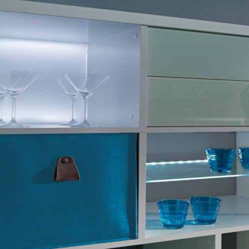Phönix, Superfici in plexiglass per spazi ampi, Bianco (Sonstige)
