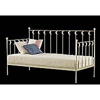 Sofa-Cama de forja Mod. LUNA de 201X100X96cms.