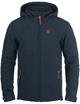 [Patrocinado]INDICODE Jonas - chaqueta softshell para hombre