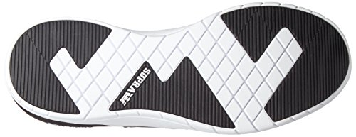 Supra Herren Flow Run Sneaker Schwarz (Black/Black-White)