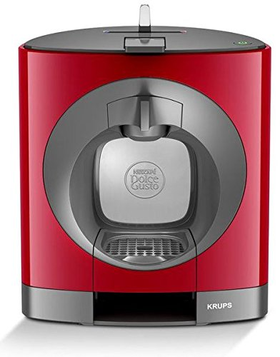 Krups YY2291FD Cafetière Dolce Gusto, 0.8 liters, Rouge
