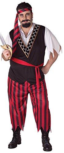 Forum Novelties Piraten-Kostüm Mann