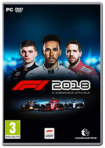 F1 2018 Standard Edition - - PC