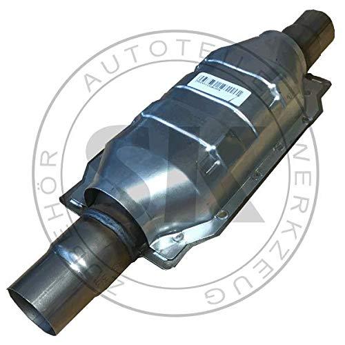 Universal Katalysator für Benzinmotoren bis 3.0l 3000ccm 55/60mm Keramik K39