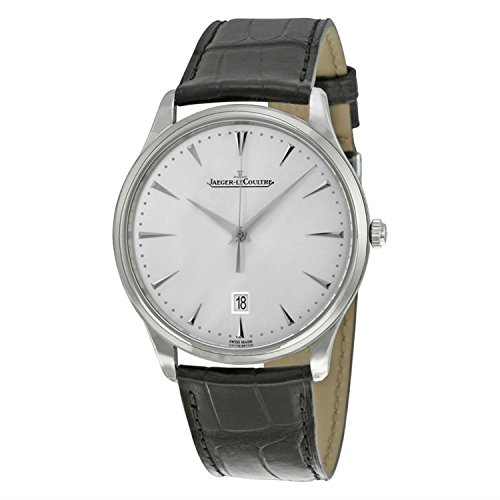 jaeger-lecoultre-mens-master-40mm-black-leather-band-steel-case-automatic-silver-tone-dial-watch-q12