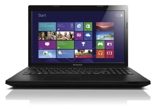 Lenovo G500 15.6-inch Laptop - Black (Intel Core i3-3110 2.4GHz, 6GB RAM, 1TB HDD, Intel Integrated Graphics, Bluetooth, Camera, DVDRW, Windows 8.1 Home Premium)