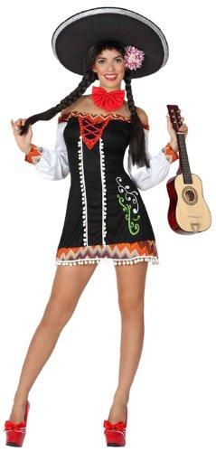 Atosa 8422259152729 - Verkleidung Sexy Mariachi, (Kleid Mariachi)