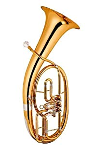 Zweiss Pro-Grade Rotary Valve Baritone Horn with Hardcase