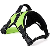 pet Zone IndiaPet Supplies K9 Harness for Large Dogs That Has Adjustable Straps Pet Vest Harness Safety for Dogs (Large…