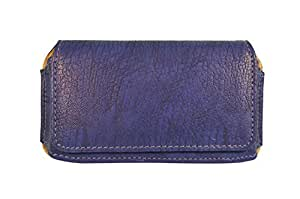 TOTTA PU Leather Hand Pouch For Lenovo K4 Note- BLUE