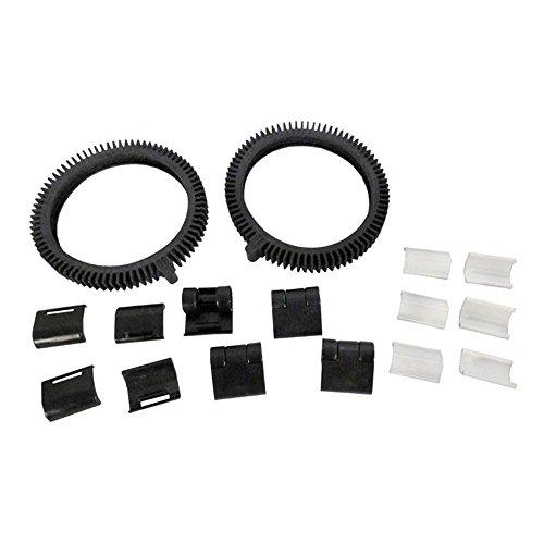 Hayward 896584000-730 2 roues limitée Tune Up Kit - Noir