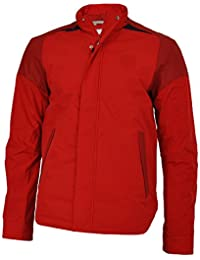 Puma Scuderia Ferrari Padded Jacket Chaqueta de Invierno Hombre Rojo