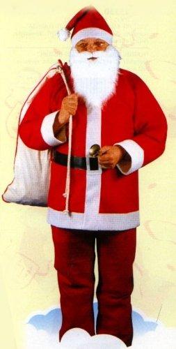 Imagen de coolparty  disfraz de papá noel para hombre, talla única k117 001