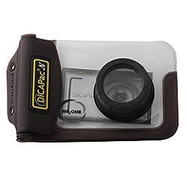 DiCAPac WP-One – Custodia subacquea per macchine fotografiche digitali