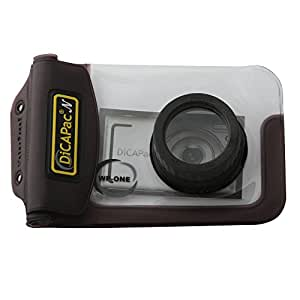 DiCAPac WP-One Camera Case (Clear)