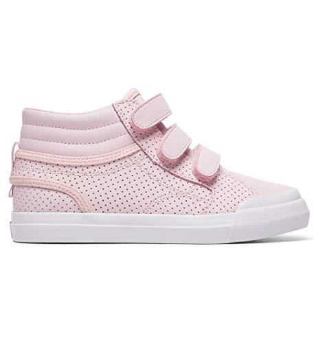 DC Shoes Evan HI V SE - High-Top Shoes for Girls - Mädchen 8-16 (Dc-schuhe Für Kids High-tops)