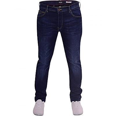 Firetrap Mens Original Skinny Jeans Stretch Slim Fit Stretchable Denim Trousers