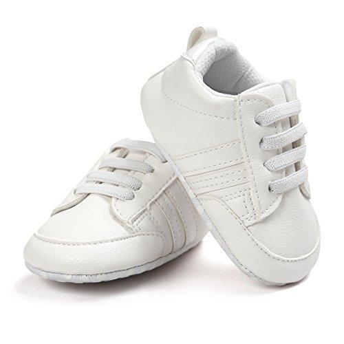 Babycute - Zapatos Tela bebé Suela Flexible, bebés