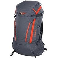 perfk Rucksack Regenschutz Regenhülle für 35L-80L Rucksack Wandern Trekking Radsport Backpack Cover Rucksackzubehör