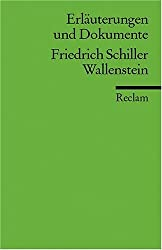 Wallenstein. ErlSuterungen und Dokumente
