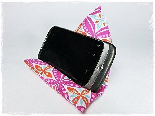 Sitzsack für`s Smartphone'pinke Anna'