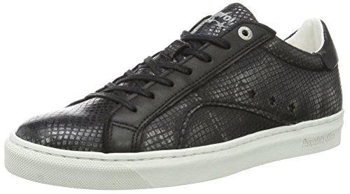 Pantofola d'Oro Paularo Donne Low, Sneaker Donna nero (nero)