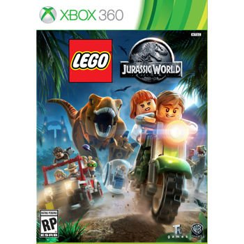 LEGO Jurassic World Xbox 360 Video Game  available at amazon for Rs.6289
