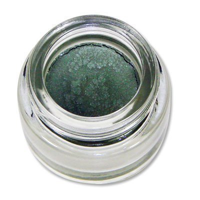 Starry Long Lasting Waterproof Eyeliner Gel with Brush Olive Shimmer Green by STARRY (English Manual)