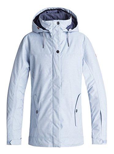 Roxy Billie - Snow Jacket for Women - Snow Jacke - Frauen - M - Grau