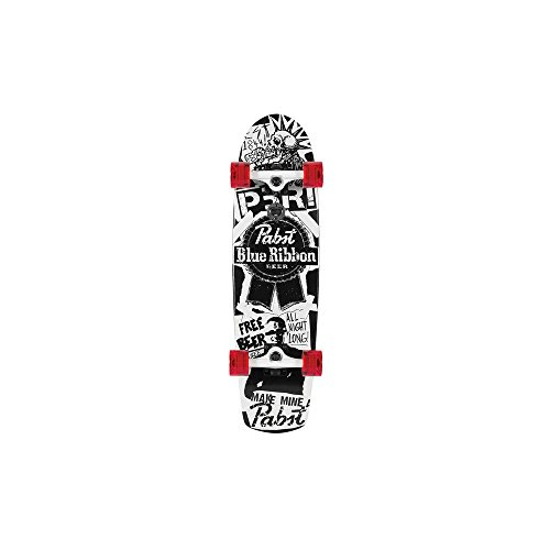 Santa Cruz Skateboard Longboard PBR Flyer 8.2 x 30.7 Zoll -